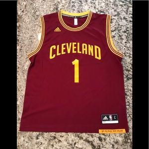 Adidas X NBA Derek Rose Jersey Cleveland Cavs